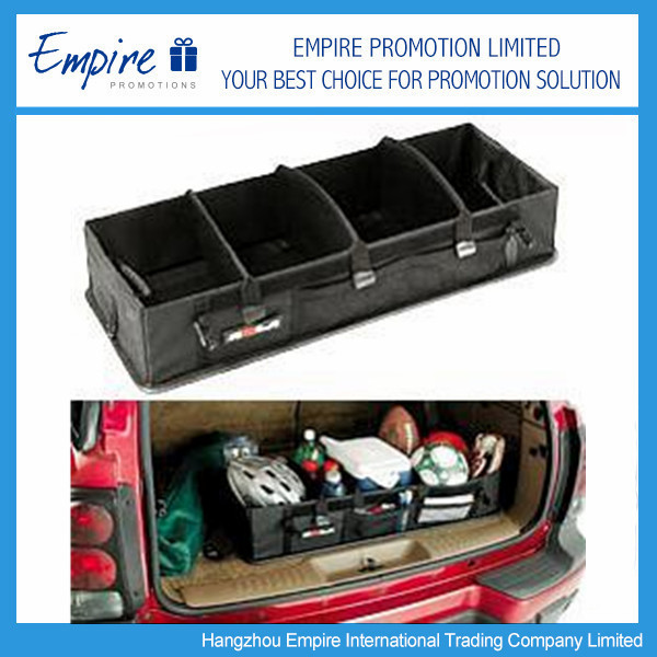 Low Price Promotional Foldable Car Trunk Tool Organizer