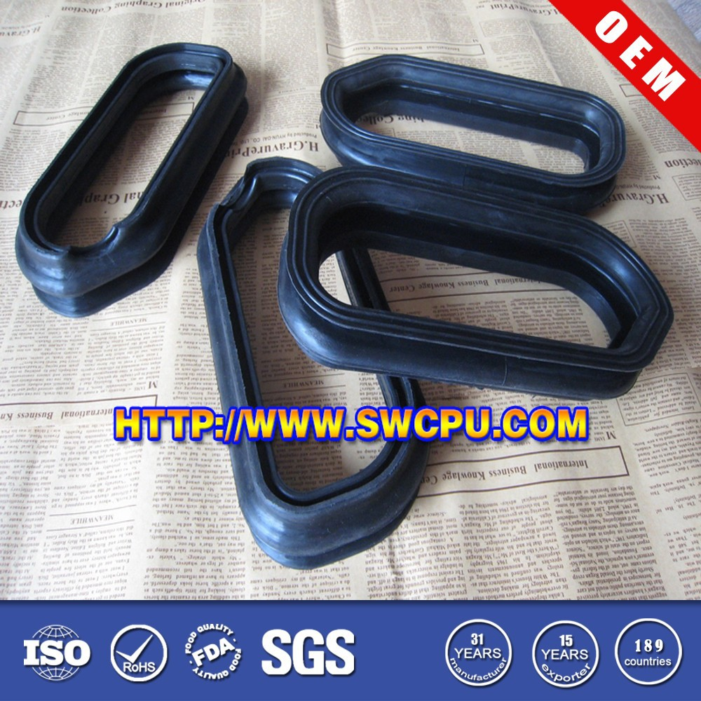 Customized waterproof large rubber grommets