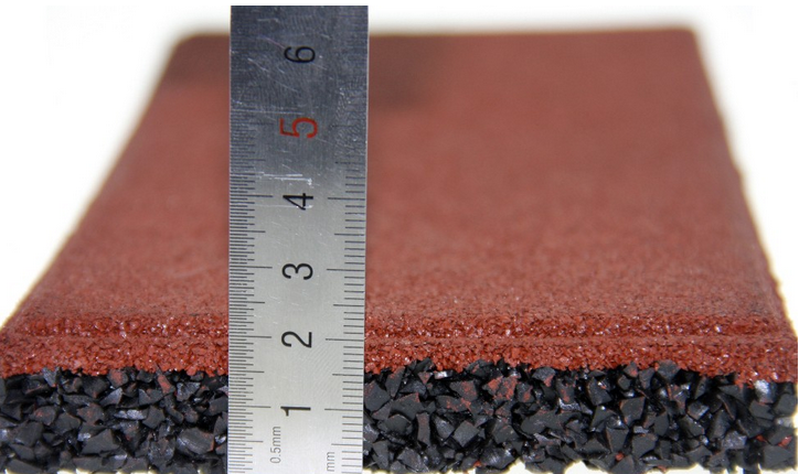 Enclavamiento baldosas de goma antideslizante alfombra del piso piso azulejos de suelo de caucho - Alfombra de goma para piso ...
