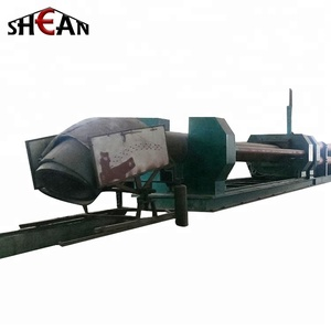 168 Induction heating elbow mandrel forming machine