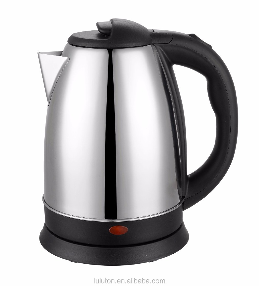 cheap price Stainless Steel Cordless with 1.8 Liter Capacity Electric Tea Kettle
