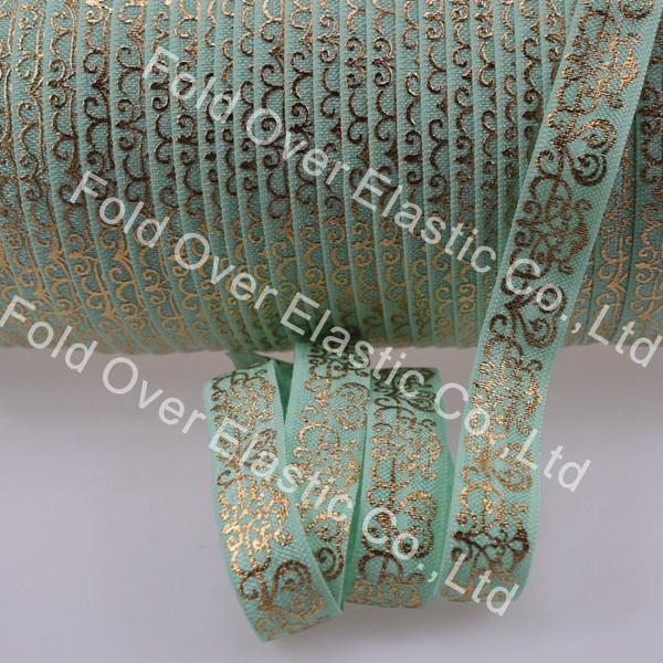 Craft Lanyard Sewing Bottle Green Grosgrain Ribbon 10mm 16mm  25mm x 10m