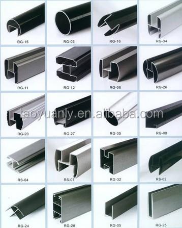Extrusie aluminium profielen