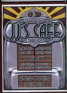 JJ's Cafe Menu Columbia Missouri MIZZOU Home Cooking At Its Best