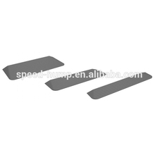 many size Road Safety Mobile Rubber Kerb Ramp