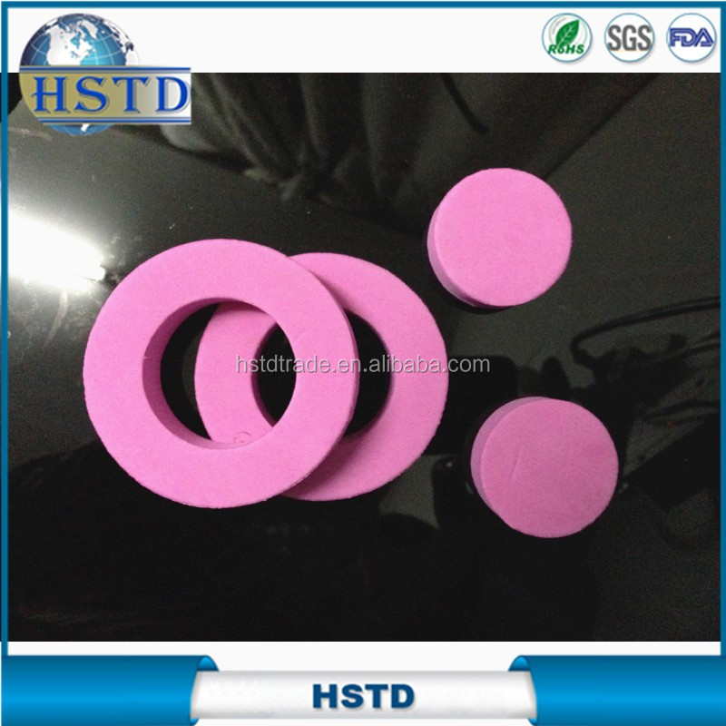 sponge rubber seal
