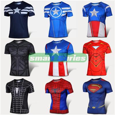 Compra Capitán América camiseta online al por mayor de
