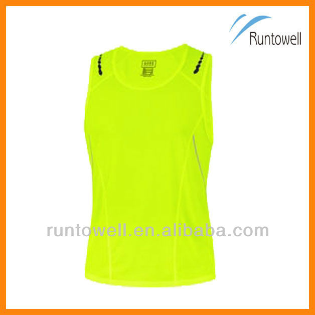 running t shirt, running top, running wear / compression running wear / wholesale running wear