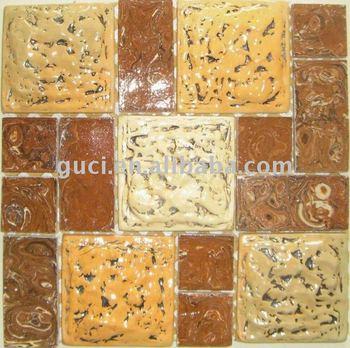 Hand-made Ceramic Mosaic,Ceramic Tile,Decorative Wall Tile300*300 ...