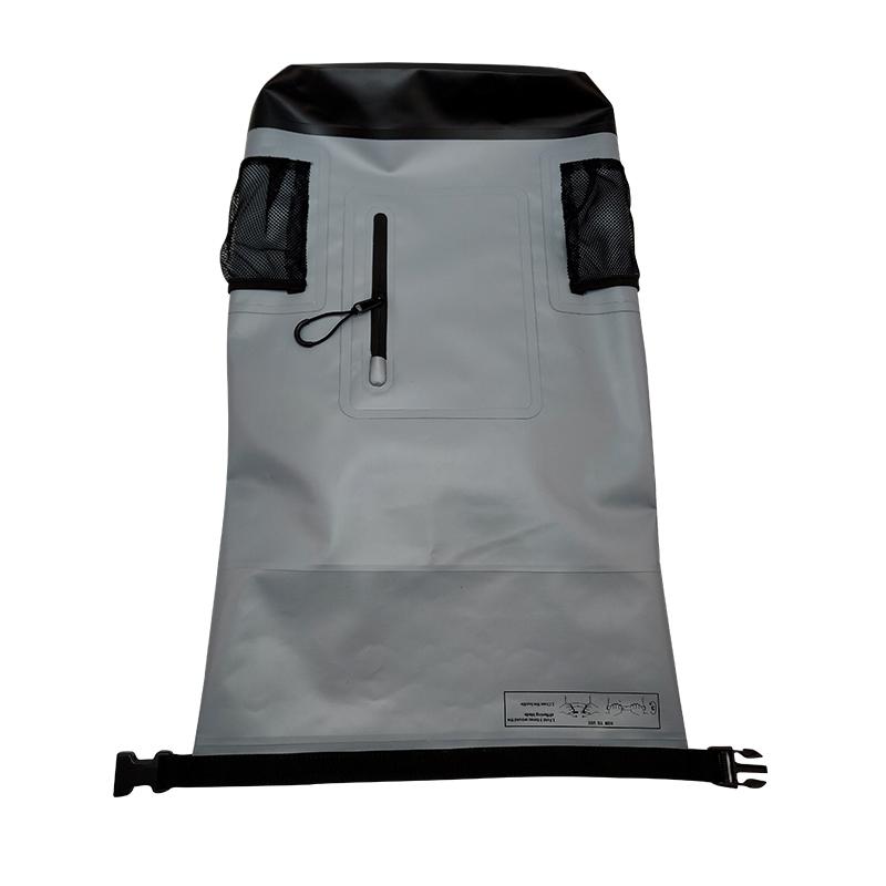 Tarpaulin School Bags 6b0145d8f9c2a