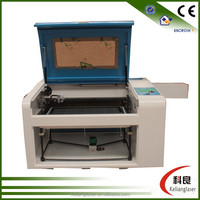 60w portable mini CO2 acrylic laser engraver cutter for sale 4060 400*600MM