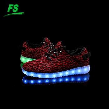 fd5f6b182904 2016 мужская спортивная обувь, светодиодные фонари женские кроссовки,  светодиодные фонари детская обувь