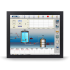 Industrial grade touch screen 17 inch all in one computer