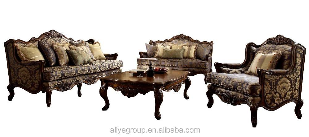Antique Furniture Solid Wood Wooden Furniture Designs Ks19