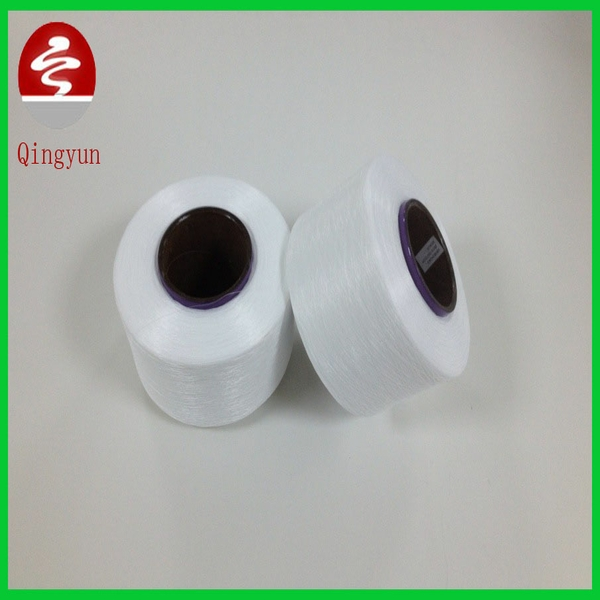 yarn polyester yarn factory yarn for knitting socks tight fitted spandex