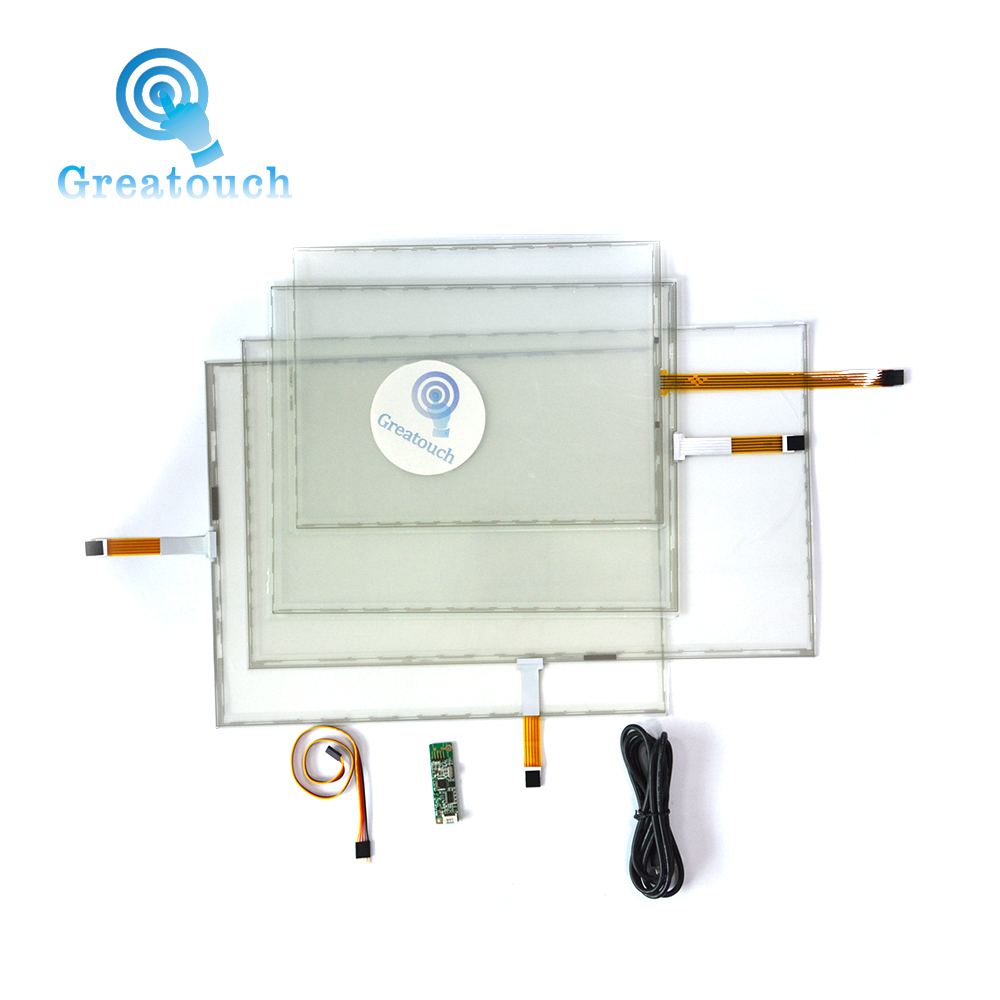 Hot sale touch screen panel 4 wire resistive touch