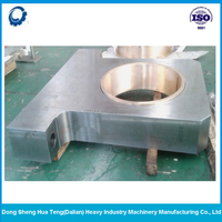 Big Size CNC machining parts/precision machining according to drawing