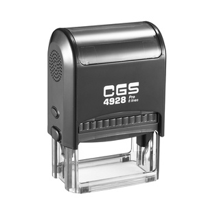 CGS 4928 Self inking Stamp&Rubber Stamp Materials