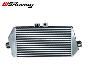 Performance aluminum intercooler for Mitsubishi evo 1 2 3 for lancer 1-3 charge air cooler