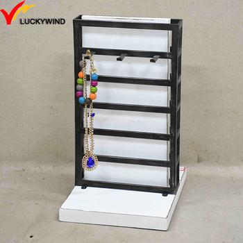 Jewelry Display Ideas,wood Table Top Display Shelf