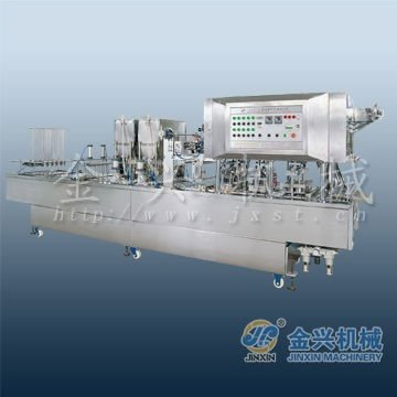 CFD juice cup sealing machine