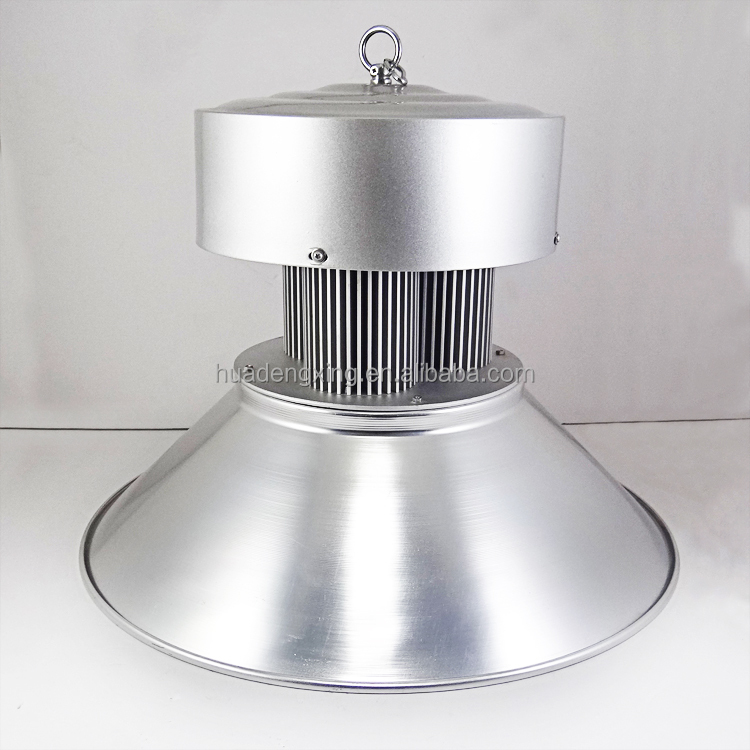 Aluminum material internal fan good heat dissipation 180w led industrial high bay