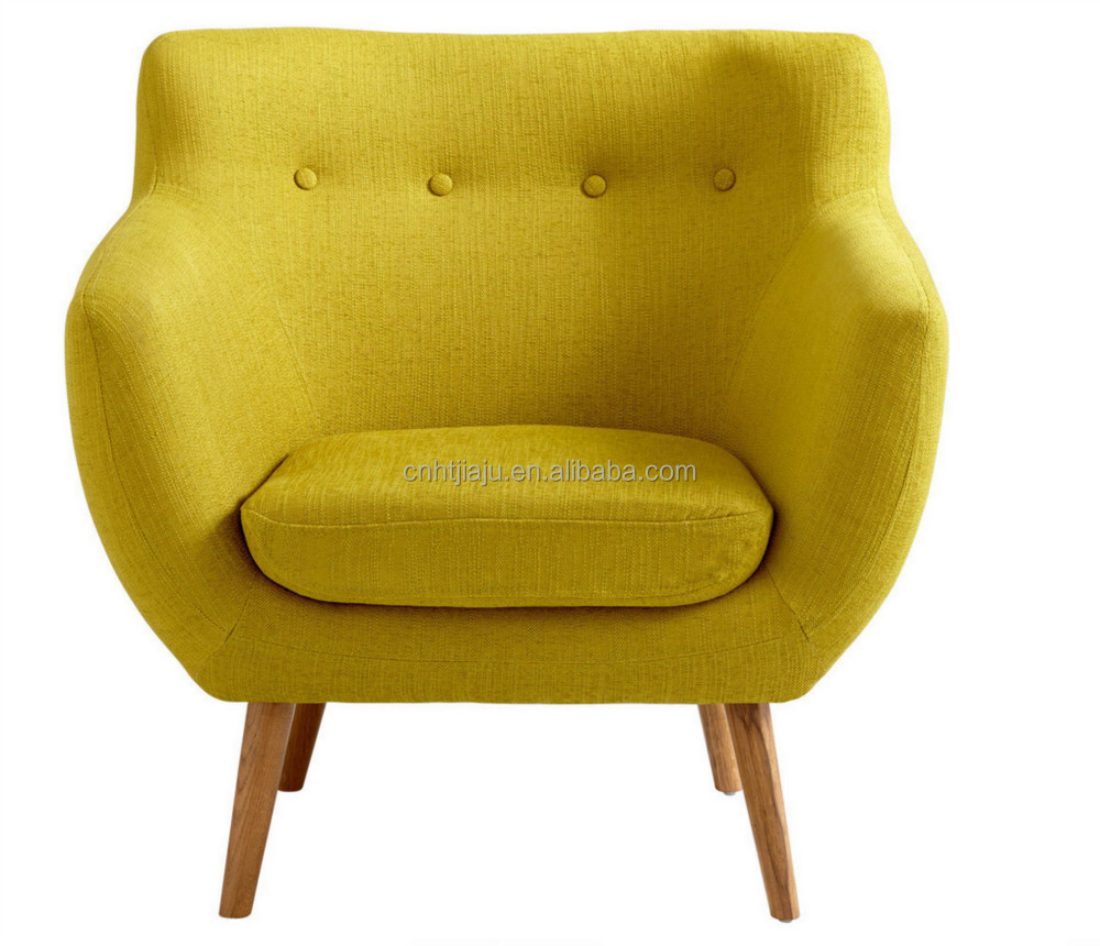 High Quality Comfortable Fabric Living Room Chair/fancy Living ...