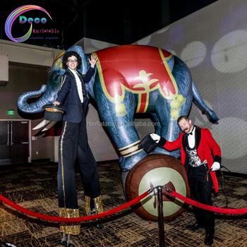 60+ Gambar Animasi Hewan Sirkus HD