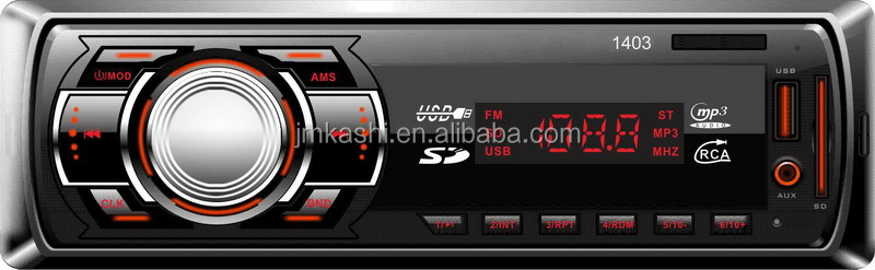 USB SD MMC ONE DIN UNIVERSIAL CAR MP3