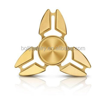 Metal Fidget Hand Spinner Toy Cool Toy for Adults and Children