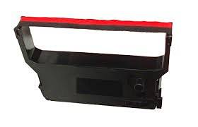 AIM Compatible Replacement - NER Compatible 5-1795 Black/Red P.O.S. Printer Ribbons (6/PK) - Equivalent to Verifone CRM 0023-01 - Generic