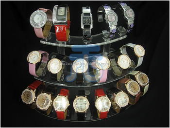 Acrylic Display Watch Holder Stand Rack