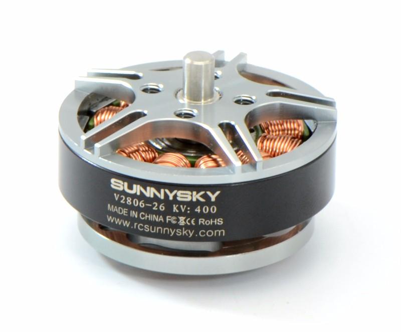 High efficiency Sunnysky V2806 650KV RC drone multirotor quadcopter multicopter brushless motor