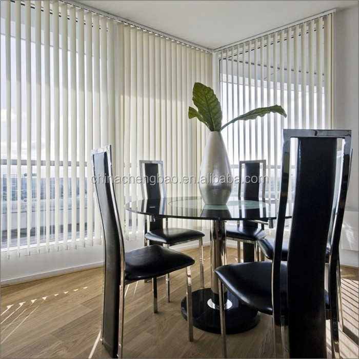 durable blackout vertical blinds pvc vinyl window blinds