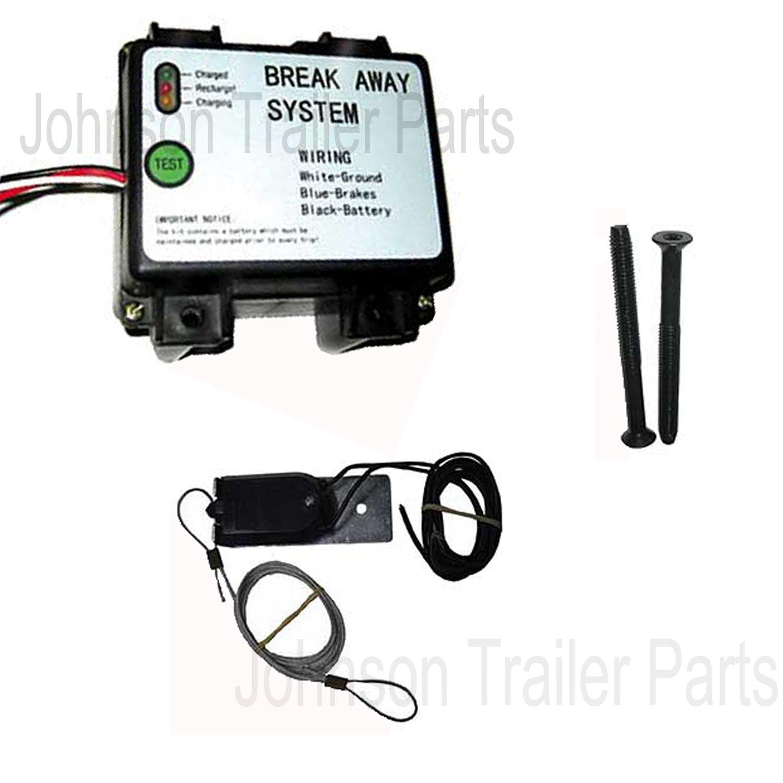 Buy Trailer Breakaway Kit Led Readout Breakaway Switch Battery Built In Charging Circuit In Cheap Price On Alibaba Com