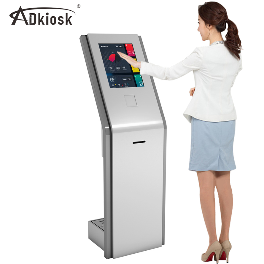 kiosk touch kiosk touch screen printer touch screen self-service terminal kiosk