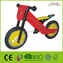 "12"" Farali Wooden Balance Baby Bicycles for Walking and Running Education"