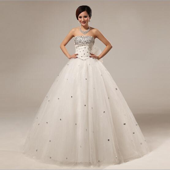 Asian Gown Wedding