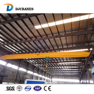 Easy maintenance and safety single girder 15ton overhead crane 15t 15 ton