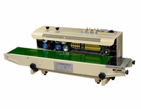 FR-9000-I semi-automatic bag sealing and date coding machine band sealer