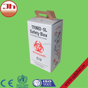 Medical Waste Container/paper Incinerator/sharp Safe Container ...