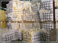 Cheap Price recycling sponge the raw material for foam mattress