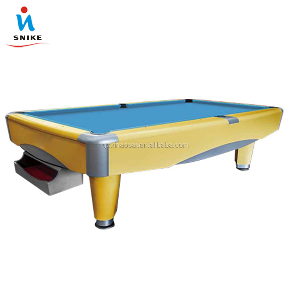 9ft Solid Wood Standard Size Pool Table