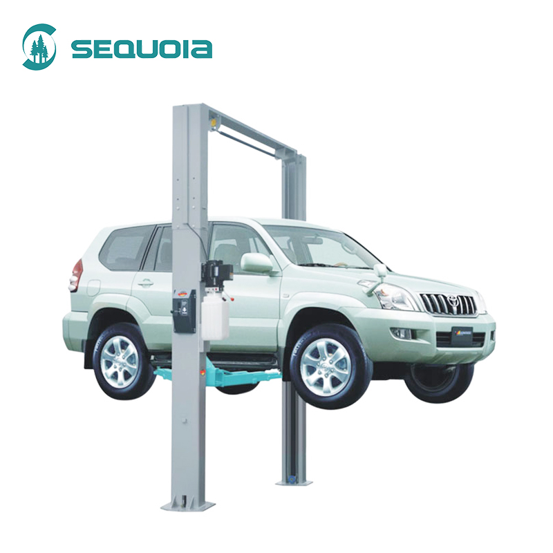 Standard Size Gantry 2 Post Garage Pillar Car Lift Buy Gantry