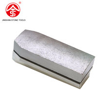 140mm Polishing block tool Abrasive Diamond metal Fickert