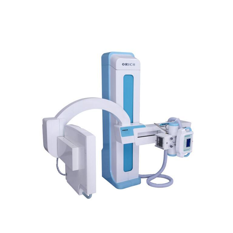 630mA Digital radiology x ray machine