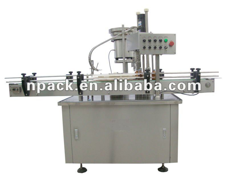 automatic Glass Jar Closing machine