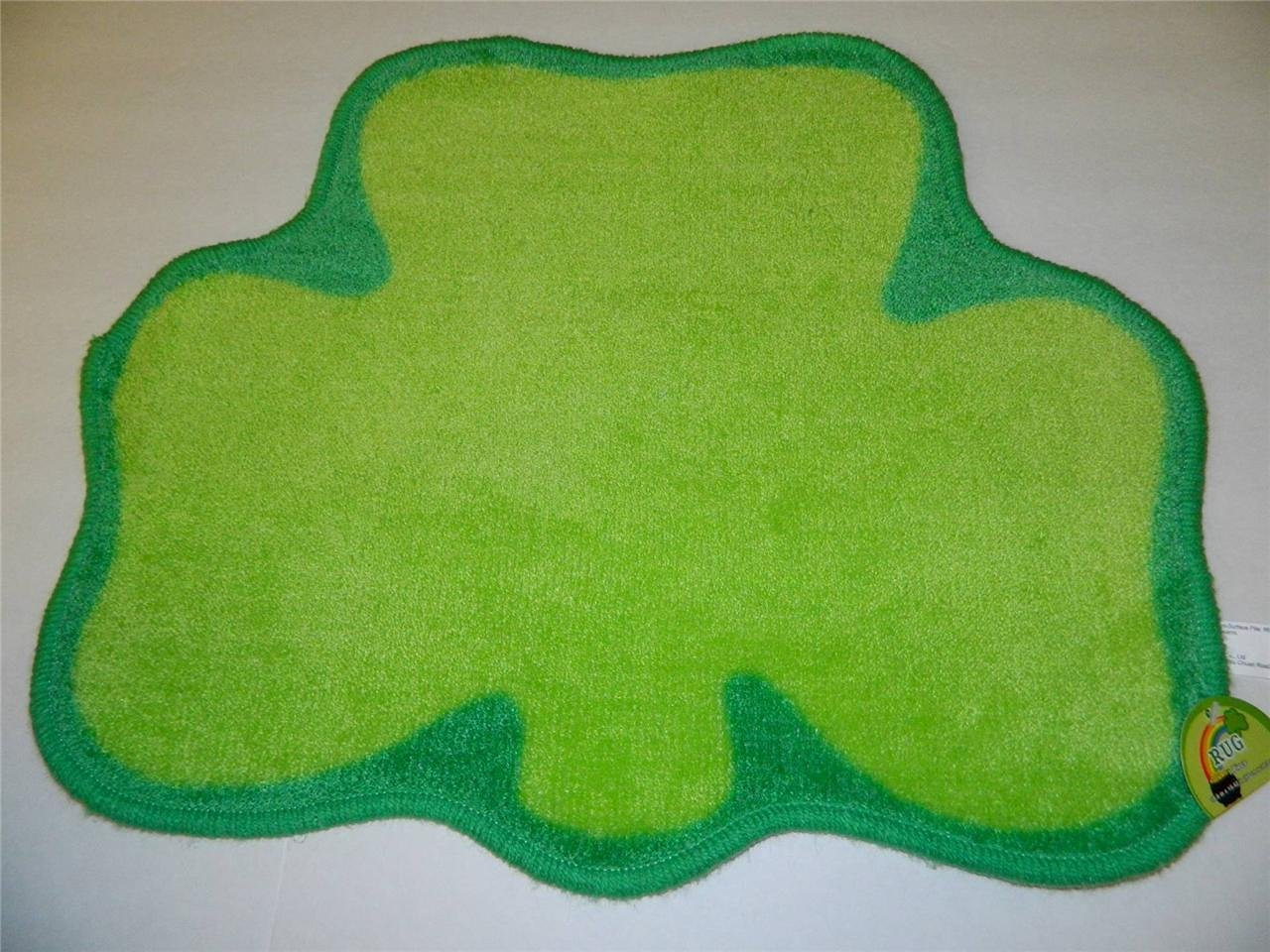 Get Quotations Bath Rugs Rug Round St Patricks Day Green Shamrock Mat Door Bedroom Kitchen