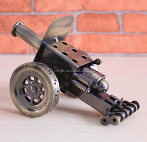 Retro Style Mini Antique Cannon