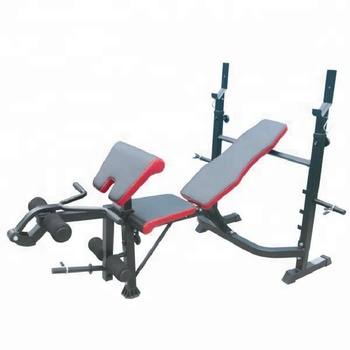 High quality home gym multi function weight lifting bench fitness